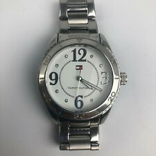 Tommy Hilfiger Womens TH1093140911 Stainless Steel Modern Swiss Made Wristwatch