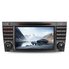 2019 Navi DAB+ DVD GPS MERCEDES-BENZ W203/W209 C55 CLK CL203 SWC BT Autoradio