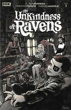 An Unkindness of Ravens Comic 1 Cover A First Print 2020 Dan Panosian Boom