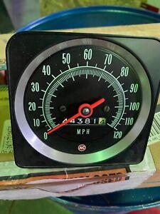69 Chevrolet Camaro Speedometer
