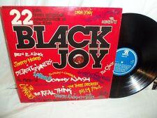 BLACK JOY rare UK film blaxploitation compilation  M- LP
