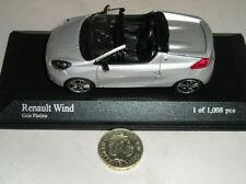 Voitures, camions et fourgons miniatures gris MINICHAMPS moulé sous pression