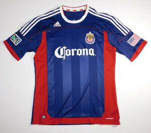 Club Deportivo CHIVAS USA Adidas ClimaCool 2010 MLS Soccer Futbol Jersey 2XL
