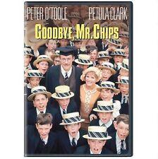 GOODBYE MR CHIPS. Peter O'Toole, Petula Clark. Region free. New sealed DVD.
