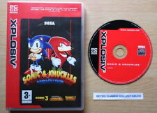 Sonic & Knuckles Collection for PC - FREE U.K. POSTAGE #2409