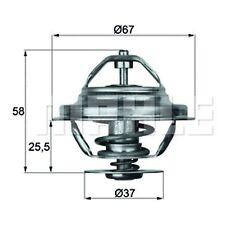 Thermostat Insertion-MAHLE TX 20 80D-qualité MAHLE-véritable uk stock