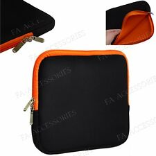 "15.6"", 10.2"" Laptop Neoprene Zip Sleeve Pouch Bag Carry Case Cover For Notebooks"