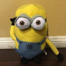"15"" XL BIG LARGE PLUSH HUGGABLE DAVE 2 TWO EYES DESPICABLE ME 3 MINION TOY DOLL"