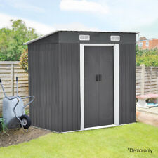 NEW Outdoor Storage Shed Utility Room Garden Tool Bicycle Small Workshop Store