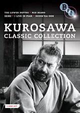 KUROSAWA - Collezione Classica (5 FILM) DVD NUOVO DVD (bfivd939)