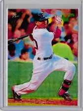 2017 Mookie Betts Limited Edition Artist Signed Print Card  1 of 5.