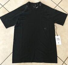 Nikelab x Mmw Matthew M Williams Short Sleeve Top Black Aa3252-010 Men Xs $130