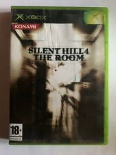 Jeu XBOX - Silent hill 4 the room Complet