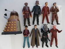 Doctor Who 10th Doctor David Tennant Action Figures Job Lot Excellent Condition