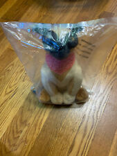 Bethesda Fallout 4 Loot Crate Promo Dogmeat Plush NEW/SEALED