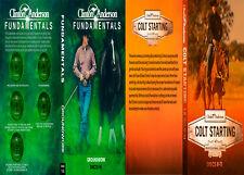 Fundamentals+Colt Starting Groundwork Horsemanship Series 25 Dvd Videos Bundle