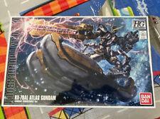Hg Atlas Gundam Thunderbolt 1/144 model kit by Bandai Us Seller