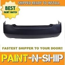 Fits; NEW 2002 2003 2004 2005 2006 Nissan Altima 3.5L Rear Bumper Painted
