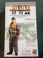 "Dragon Models 1/6 Scale 12"" WWII German Luftwaffe Bomber Pilot Hans Pifer #70561"