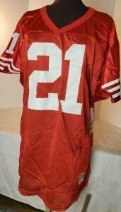 Dieon Sanders #21 NFL Atlanta Falcons Wilson jersey, never worn