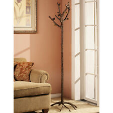 """SPI Home Pinecone Branch Coat Rack Hat Stand Hall Tree Pine Rustic Decor 68""""H"""