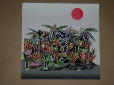 Jay Howell Island Print signed art print poster silk screen Bobs Burgers