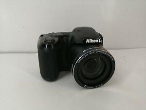 Nikon COOLPIX L340 20.2 MP Digital Camera, Black