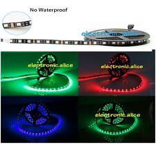 DC12V 1M 5M 5050 300LED White Red Green Blue RGB LED Strip Light lexible Light