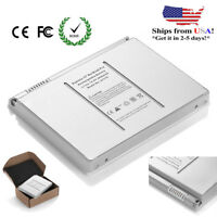"""Battery Replace For Apple MacBook Pro 15"""" A1175 A1150 A1226 A1260 MA463LL Laptop"""