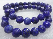 Lapis Lazuli Stone Bracelet 8 MM AAA+++ Throat Chakra/Manifestation/Meditation