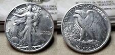 1940 S Silver Walking Liberty Half Dollar 50c AU