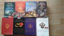 Highland Saga 1-8 von Diana Gabaldon Outlander Echo der Hoffnung Ein Hauch von