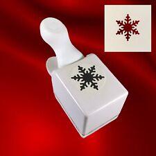 "Martha Stewart 'Winter Snowflake' Paper Punch ~ 1-1/4"" Diameter Snowflake"