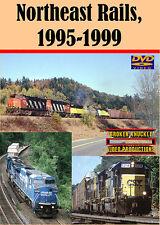Northeast Rails 1995-1999 DVD NW Bangor & Aroostook STL&A CN MLW420s P&W CSX