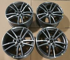 "4 Factory OEM 18"" Wheel Fits 2005-2016 Ford Mustang Set of 4  10030"