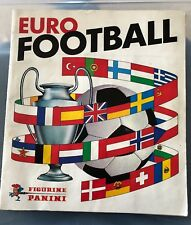 EMPTY Panini Euro Football 1976/77 - Football Sticker Album UK ISSUE
