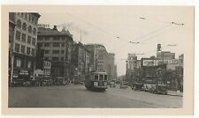 PSCT 2421 Trolley Springfield Ave and West Market St NEWARK NJ New Jersey Photo
