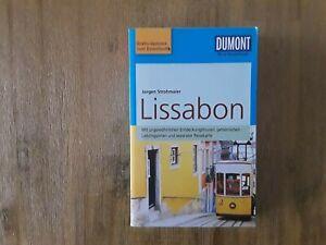 DuMont Reise-Taschenbuch Reiseführer Lissabon von Jürgen Strohmaier (2017,...
