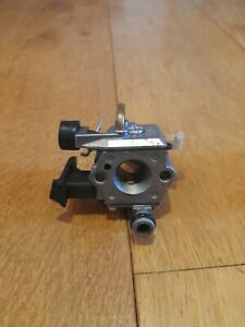 GENUINE STIHL MS240 024 CHAINSAW CARBURETOR CARB ASSEMBLY WALBRO TYPE WT 428A