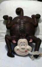 Monkey Shape Welcome Sign