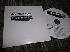 THE STREETS DRY YOUR EYES(RADIO)/(CLEAN ALBUM VERSION)/+1 CD SINGLE 2004 PROMO
