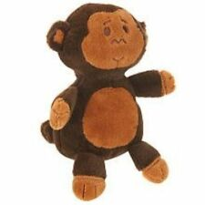 Babies R Us Huggable Friends Stuffed Plush Monkey Ape Chimp Gorilla Brown Nwt 10