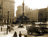 "1927 Public Square, Cleveland, Ohio Vintage Old Photo 8.5"" x 11"" Reprint"