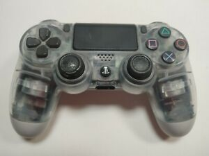Sony Playstation 4 Controller V2 Dualshock 4 Wireless PS4 Crystal Transparent