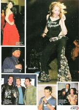 """MADONNA in a Britney Spears vest magazine PHOTO / Pin Up / Poster 11x8"""""""