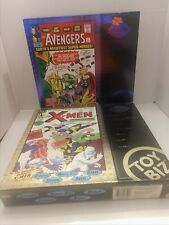 Marvel Collectors Edition The Avengers And The Original X-men Sets By Toy Biz