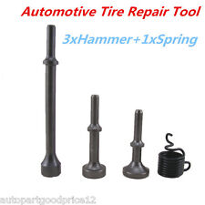 Auto Car Tire Repair Smoothing Pneumatic Extended Length Air Hammer &Spring Tool