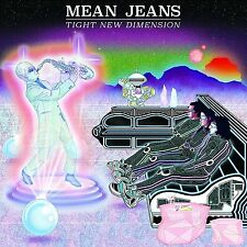 MEAN JEANS - TIGHT NEW DIMENSION   CD NEU
