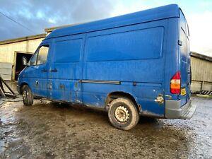 Mercedes Sprinter Van 312D MWB 1999 for spares or repair