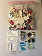 Lego Star Wars 7931 T-6 Jedi Shuttle  **Complete w/ 4 Mini Figs -- No Booklet**